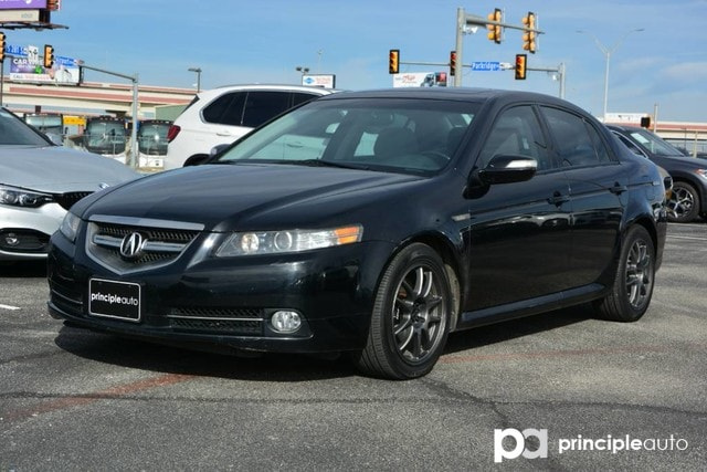 Pre-Owned 2007 Acura TL Type S w/Nav System