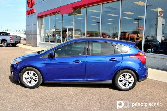 pre-owned 2012 ford focus se hatchback for sale #cl336724p