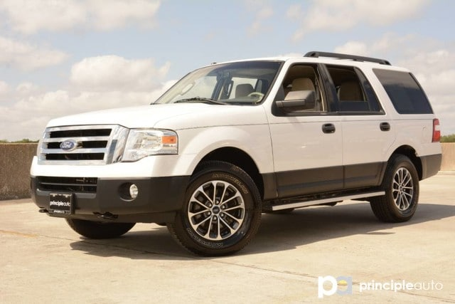 pre-owned 2014 ford expedition xl, towing package. suv for sale