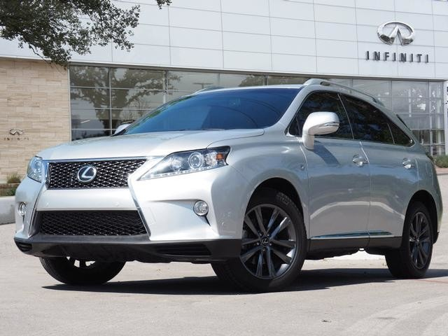 Pre Owned 2014 Lexus RX 350 F Sport