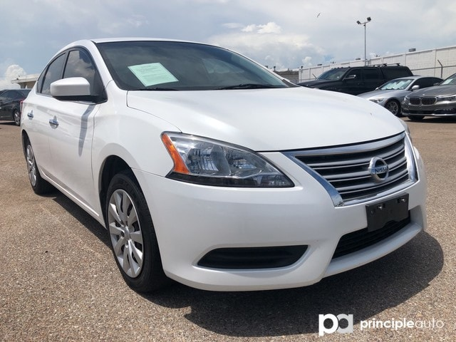 Pre-Owned 2014 Nissan Sentra FE+S