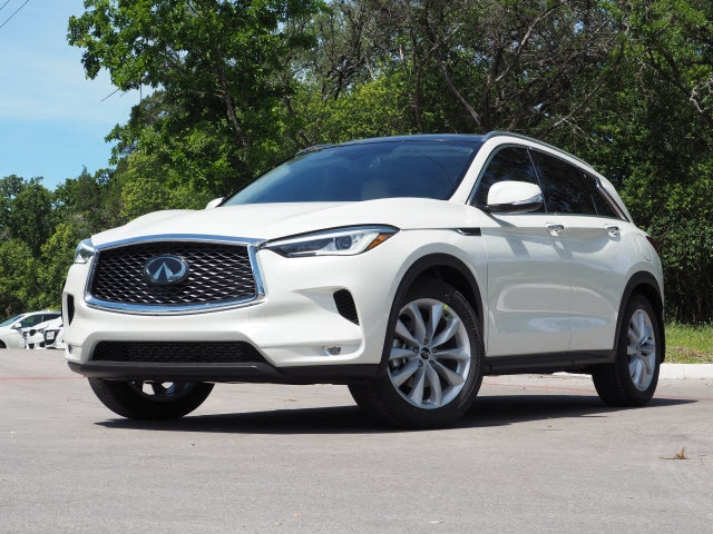 New 2019 Infiniti Qx50 Luxe Suv For Sale Kf107168