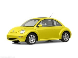 Pre-Owned 2002 Volkswagen New Beetle GLS