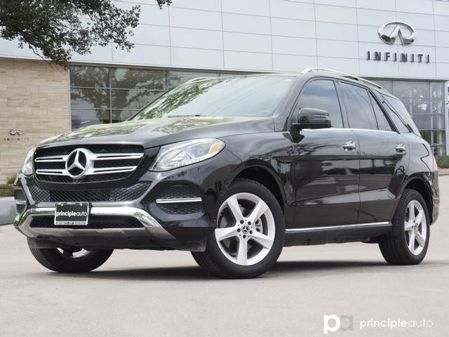 Pre-Owned 2017 Mercedes-Benz GLE 350 4MATIC®