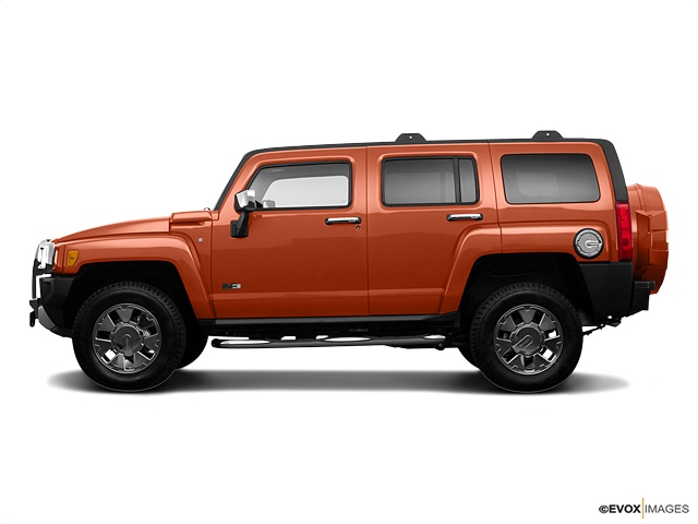 Pre-Owned 2008 HUMMER H3 SUV SUV Luxury