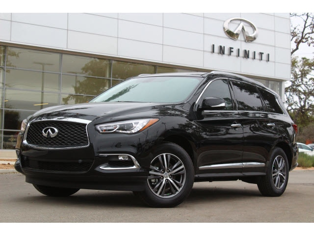 New 2018 INFINITI QX60 Base