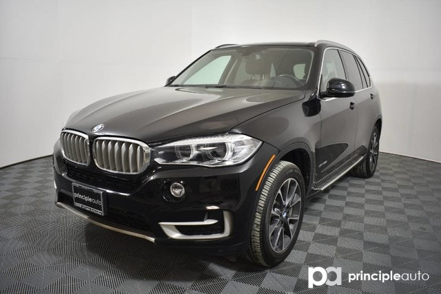 Certified Pre-Owned 2015 BMW X5 xDrive35i w/ Premiu