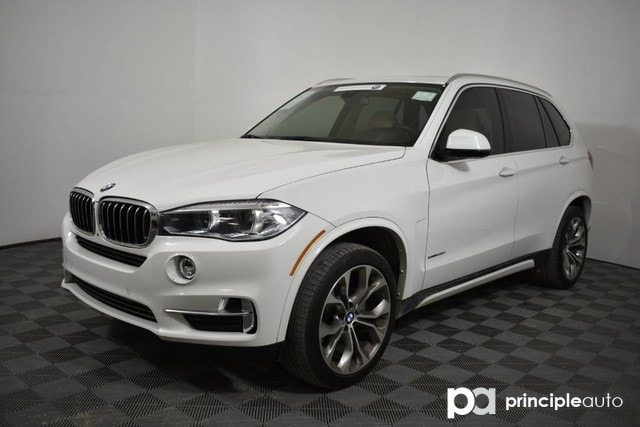 Certified Pre-Owned 2016 BMW X5 sDrive35i w/ Premium/Driver Assist Pllus/3rd Row