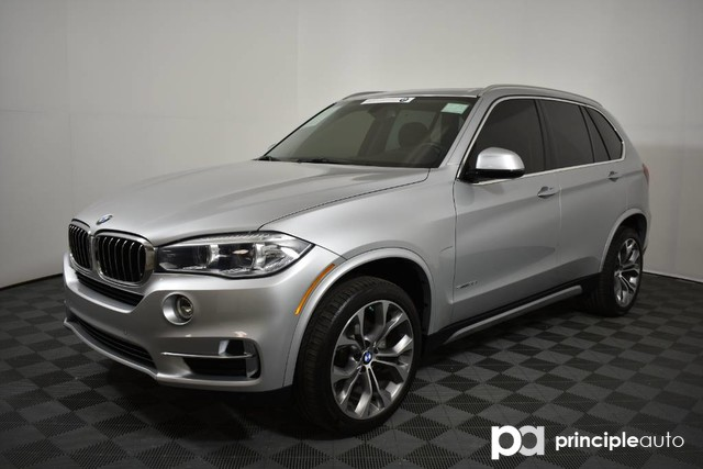 Certified Pre-Owned 2016 BMW X5 sDrive35i w/ Luxury Line