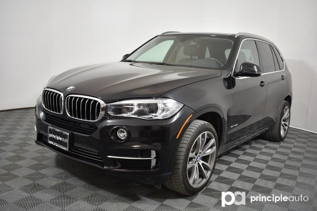 Certified Pre-Owned 2016 BMW X5 sDrive35i w/ Luxury/Premium