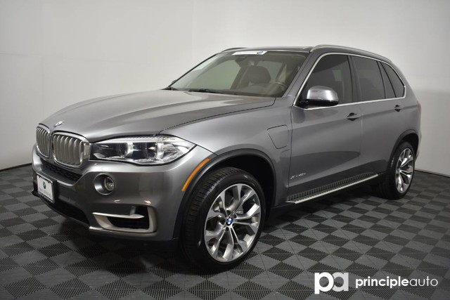 Certified Pre-Owned 2016 BMW X5 eDrive xDrive40e w/ Driving Assist Plus