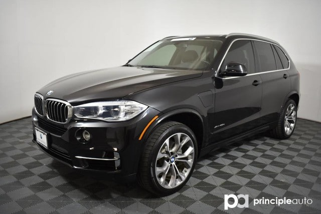 Certified Pre-Owned 2016 BMW X5 eDrive xDrive40e w/ Premium/Driving Assist/Luxury