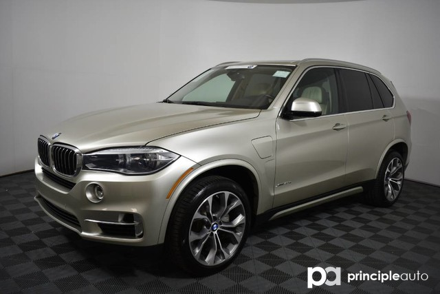 Certified Pre-Owned 2016 BMW X5 eDrive xDrive40e w/ Luxury Line/Premium/Driving Assist Pl