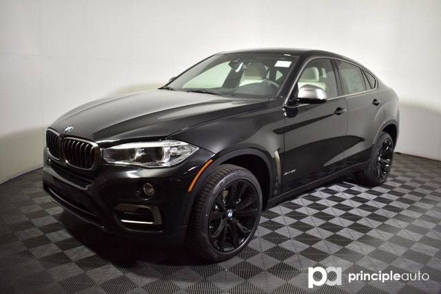 New 2018 Bmw X6 Xdrive35i Sav For Sale J3783 Principle Auto