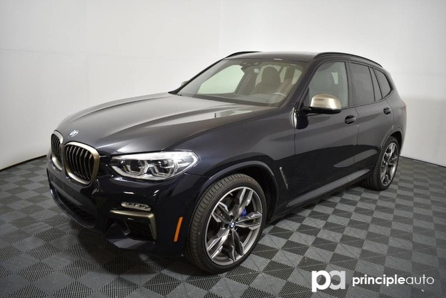 New 2019 Bmw X3 M40i Awd