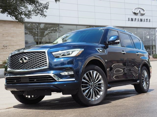 New 2019 Infiniti Qx80 Luxe 4d Sport Utility For Sale K9225183