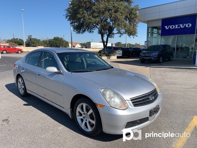 Pre-Owned 2006 INFINITI G35 Base