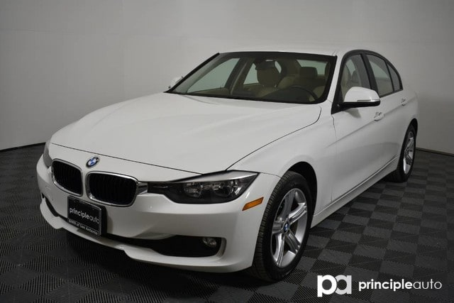 Certified Pre-Owned 2015 BMW 320i 320i xDrive