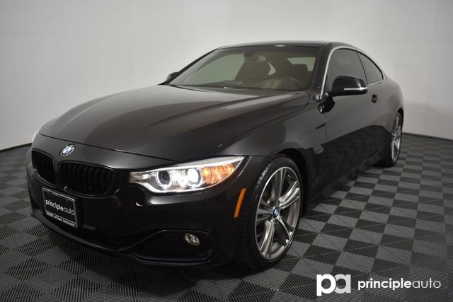 Bmw 428i Coupe >> Pre Owned 2016 Bmw 428i Coupe 428i W Driving Assist Coupe For Sale