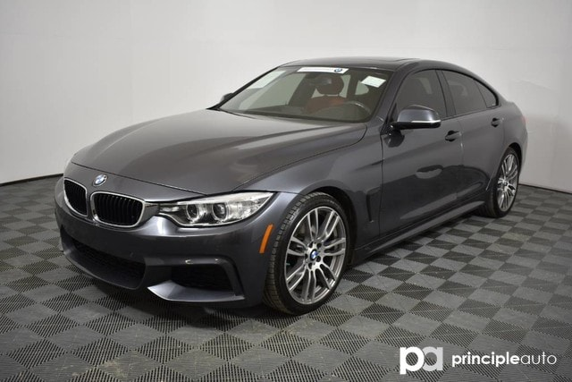 Certified Pre-Owned 2016 BMW 428i Gran Coupe 428i w/ M Sport/Premium/Driver Assist/Technology