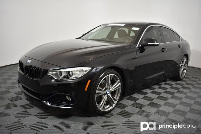 Certified Pre-Owned 2016 BMW 428i Gran Coupe 428i w/ Driving Assist