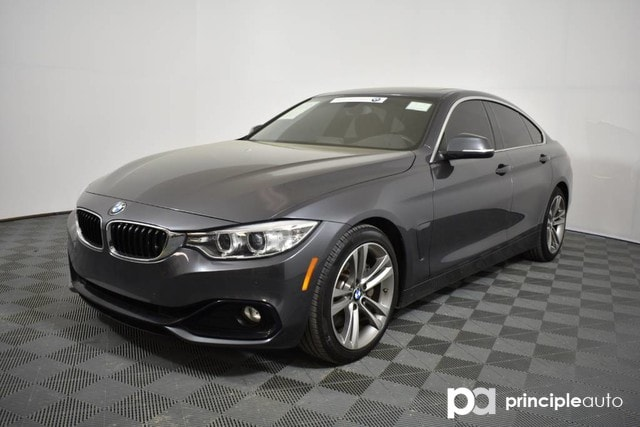 Certified Pre-Owned 2016 BMW 435i Gran Coupe 435i w/ Driving Assist/Technology