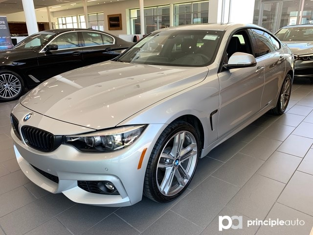 Pre-Owned 2019 BMW 430i Gran Coupe 430i