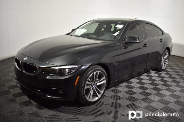 Certified Pre-Owned 2018 BMW 430i Gran Coupe 430i