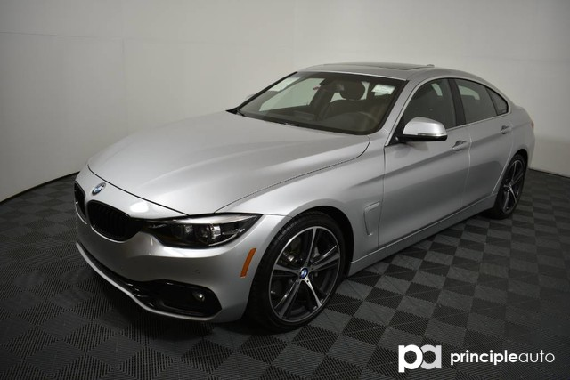 New 2019 BMW 440i Gran Coupe 440i