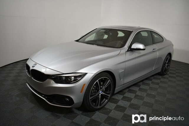 New 2020 BMW 430i Coupe 430i