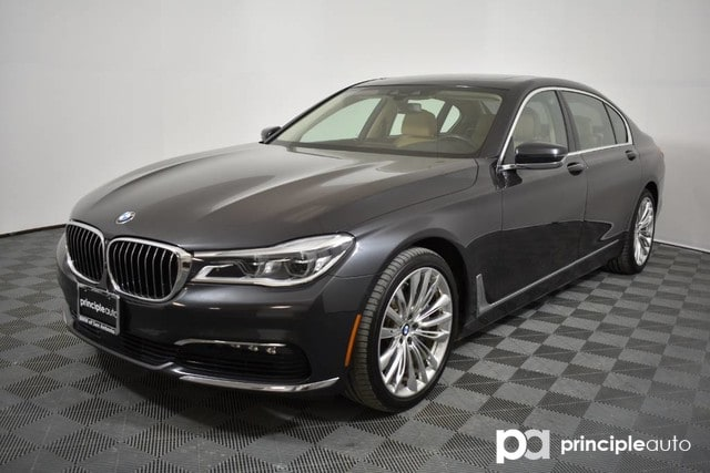 Certified Pre-Owned 2016 BMW 750i 750i w/ Executive Package 2/Driving Assist Plus II