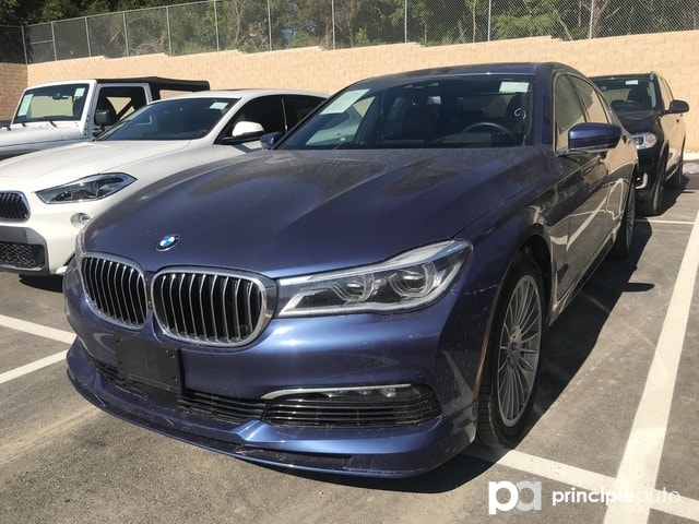 Certified Pre Owned 2018 Bmw Alpina B7 Alpina B7 Xdrive W Driving