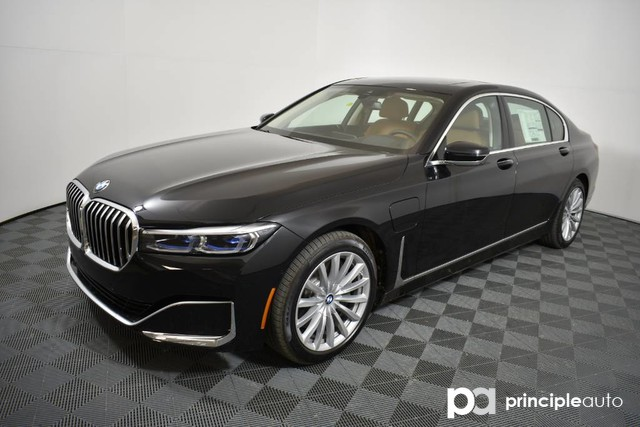New 2020 BMW 745e xDrive iPerformance
