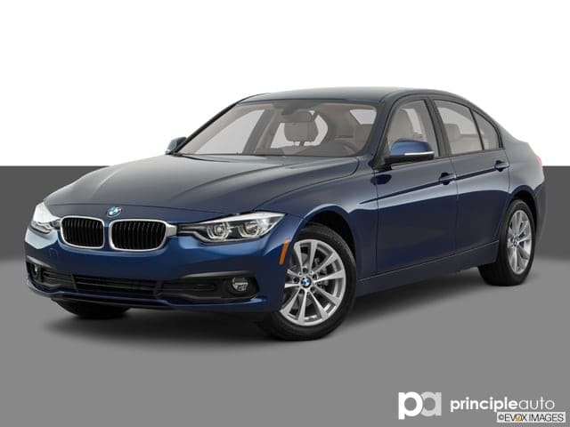 Pre-Owned 2018 BMW 320i 320i