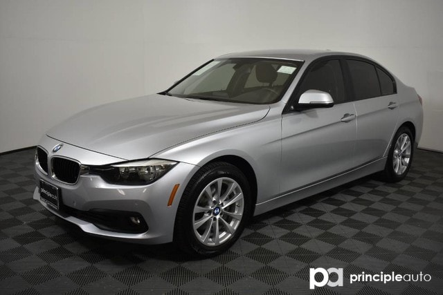 Certified Pre-Owned 2016 BMW 320i 320i w/ Driving Assist
