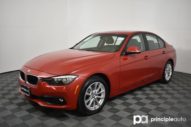 Certified Pre-Owned 2016 BMW 320i 320i w/ Navigation