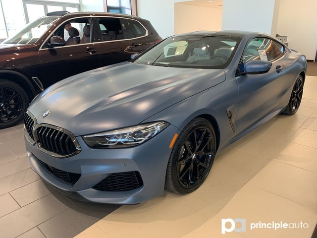 New 2019 BMW M850i Coupe xDrive
