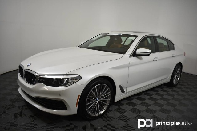 Certified Pre-Owned 2019 BMW 540i 540i w/ Convenience