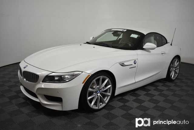 Certified Pre-Owned 2016 BMW Z4 Convertible sDrive35i w/ M Sport/Technology