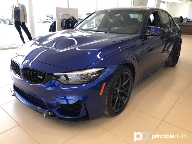 New 2018 BMW M3 CS