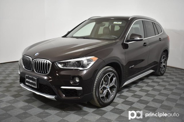 Certified Pre-Owned 2016 BMW X1 xDrive28i w/ Premium/Driving Assist/Technology