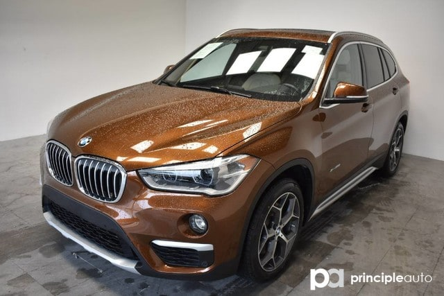 Certified Pre-Owned 2016 BMW X1 xDrive28i w/ Premium/Driving Assist/Navigation