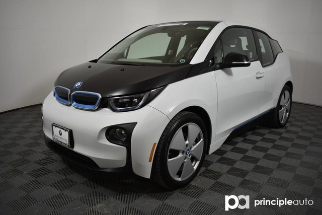Certified Pre-Owned 2015 BMW i3 Mega World w/ Navigation