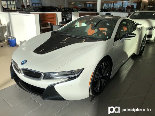 New 2019 BMW i8 Coupe