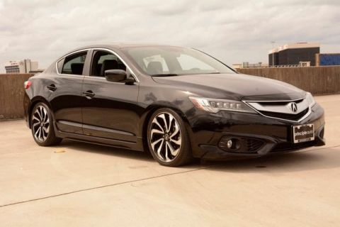 Pre-Owned 2017 Acura ILX Technology Plus and A-Spec Packages