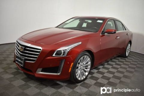 Pre-Owned 2017 CADILLAC CTS Sedan Premium Luxury RWD