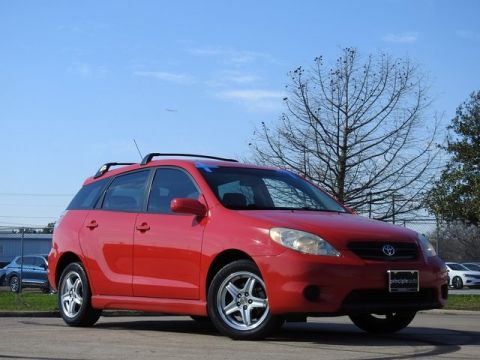 Pre-Owned 2008 Toyota Matrix Base