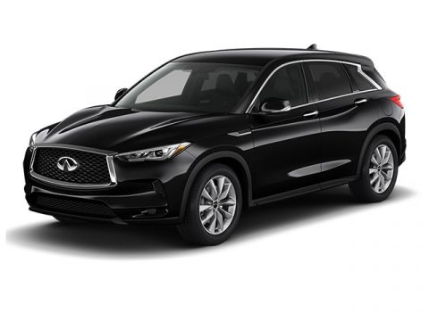 New 2019 INFINITI QX50 PURE