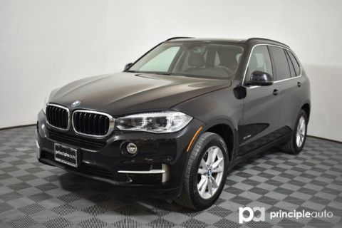 Certified Pre-Owned 2015 BMW X5 xDrive35i w/ Premium
