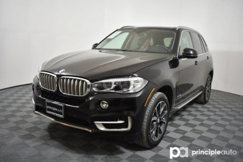 Certified Pre-Owned 2015 BMW X5 xDrive35i w/ Premium/HK